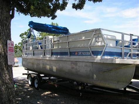 pontoon boats for sale oklahoma pontoon new and used boats for sale in oklahoma