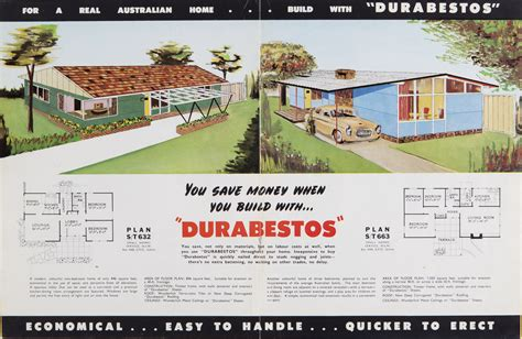 Home Design Blueprints post war sydney home plans 1945 to 1959 sydney living