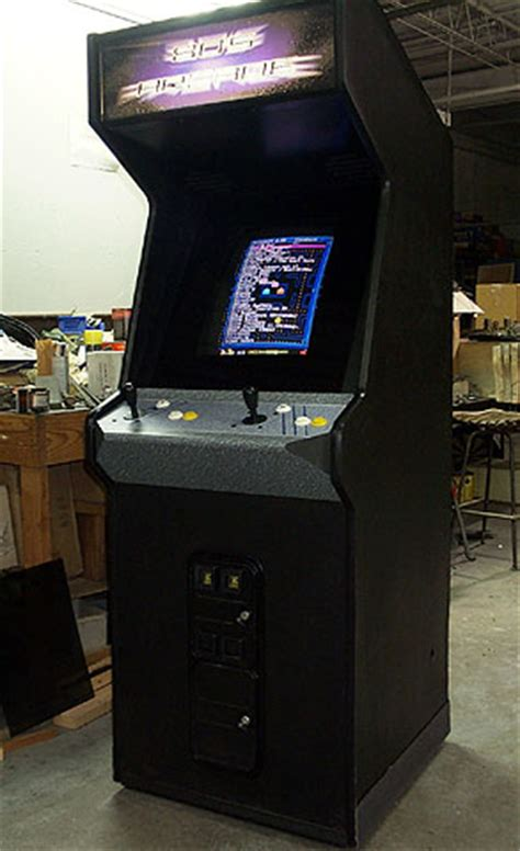 Fighter Ii Arcade Cabinet by 5th One Fighter Ii Cabinet