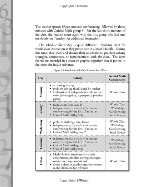 math workshop grade 1 a framework for guided math and independent practice books 17 best images about guided math on math