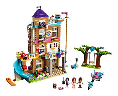 friendship house friendship house 41340 friends lego shop