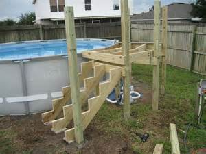 pool deck bauen how to build a pool deck backyard