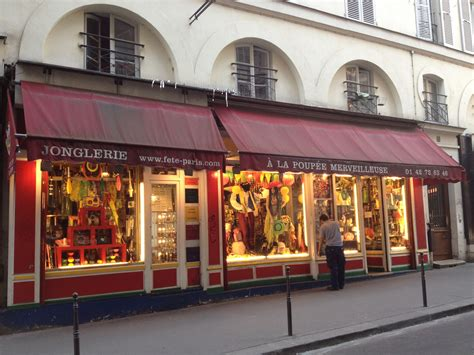 shops in shopping in my parisian lifemy