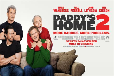 daddys home 2 what s on the carpet upcoming premiere s