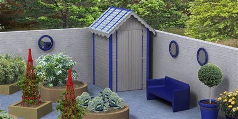 cabine de jardin abris de jardin 3d