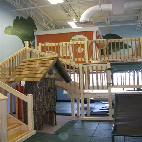ready set grow tree house indoor playground a place to