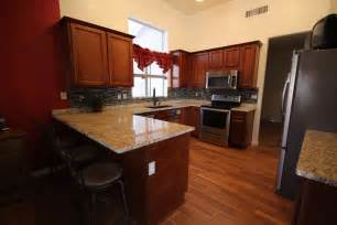 Kitchen Countertops And Cabinet Combinations by Capital Mark Granite And Cabinet Gilbert Az Kitchen