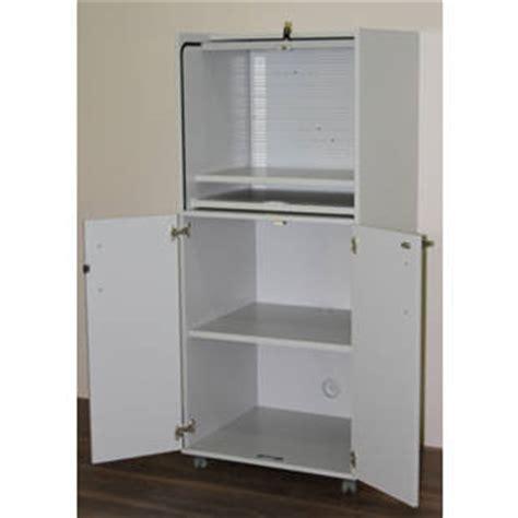 armadio per pc armadio per computer con serranda in plastica mobile su
