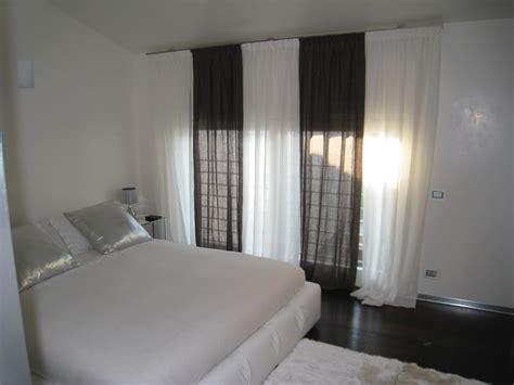 Tendaggi Moderni Per Da Letto - tende da letto moderne con tendaggi moderni per la