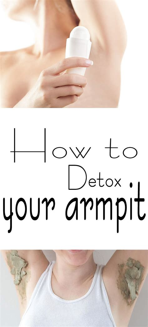 Armpit Detox Really Work by 17 Best Images About Home Remedies On Health