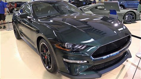 2019 Ford Nationals by 2019 Ford Mustang Bullitt 2018 Carlisle Ford Nationals