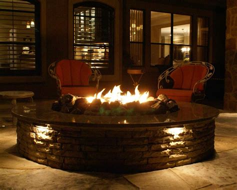 Improbable Indoor Fire Pit Designs Garden Landscape Indoor Firepit