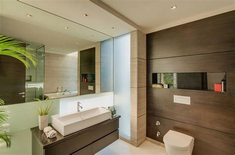 perfect bathroom asian dream home with perfect modern interiors new delhi