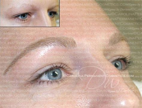 eyeliner tattoo greenville nc best 25 semi permanent eyebrows ideas on pinterest