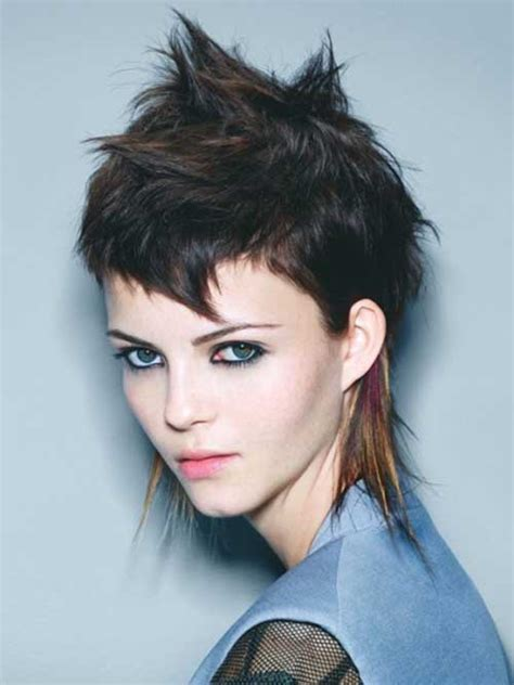 shoulder length spiky punk hair ladies hair styles 10 punk hairstyles for short hair short hair 2017