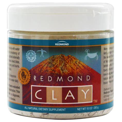 Bee Stinger Detox by Redmond Trading Company Redmond Clay 10 Oz 283 G