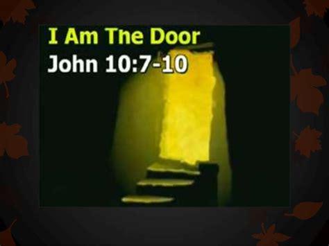 I Am The Door by The Open Door