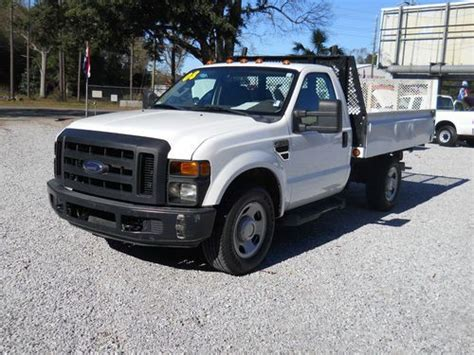 books on how cars work 2008 ford f series super duty engine control purchase used 2008 ford f 350 flat bed one owner fleet maintained work truck low miles in