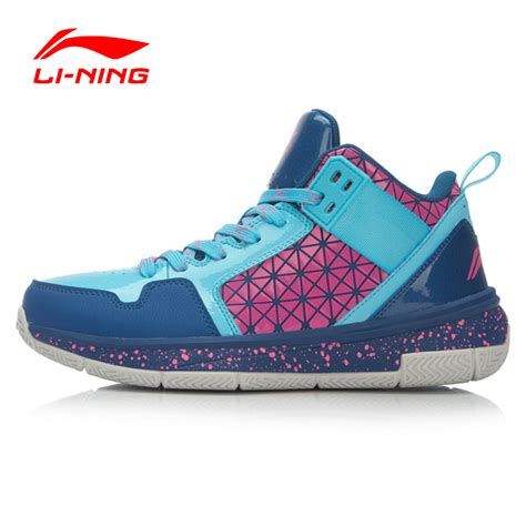 lining basketball shoes li ning original basketball shoe multicolor shock