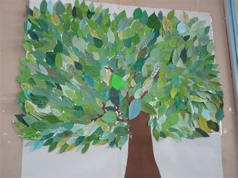 A Paper Tree - in honour of the tree i think so