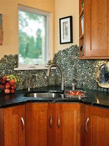 kitchens backsplashes ideas pictures 17 cool cheap diy kitchen backsplash ideas to revive
