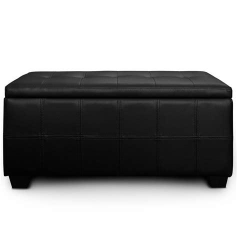 banc en cuir banc de lit simili cuir