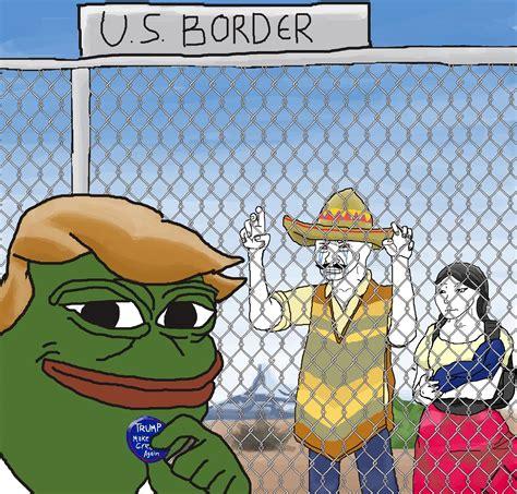 Trump Pepe Memes - donald trump pepe smug frog know your meme