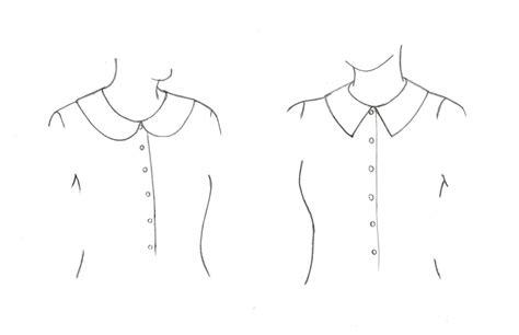 pattern drafting peter pan collar peter pan collar pattern drafting and variations online