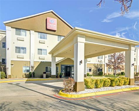 Comfort Suites Longview North In Longview Tx 903 663 4