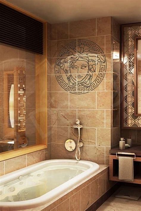 versace inspired bathroom bathroomclosets pinterest