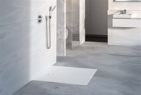 box doccia filo pavimento docce a filo pavimento geberit