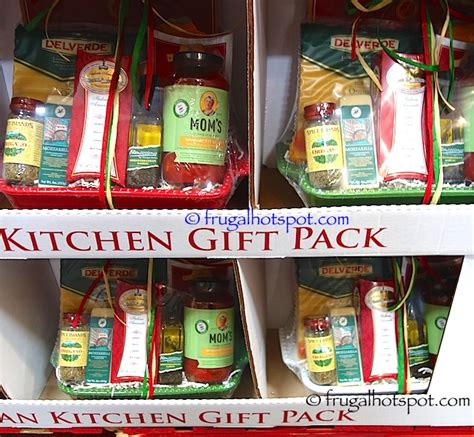 costco hickory farms gift pack costco italian kitchen gift pack 35 99 frugal hotspot
