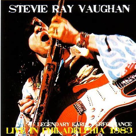stevie ray vaughan legendary philadelphia  cdr giginjapan