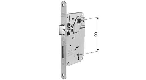 serrature magnetiche per porte interne serratura patent centro d90 f18 bordo tondo agb b010250xx