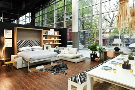 9 transforming furniture solutions for small space living - Small Space Living Furniture
