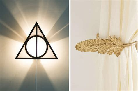 harry potter home decor 23 of the best harry potter home decor ideas