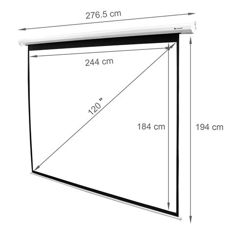 120 inch motorized projector screen 120 inch projector screen home theatre hd tv electric