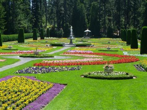 Gardens Spokane by Duncan Garden At Manito Park Picture Of Manito Park