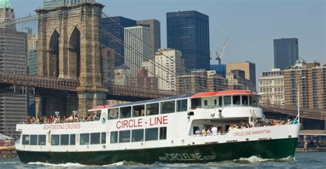 circle boat tours nyc circle line landmark cruises nyc 1 5 hour gray line