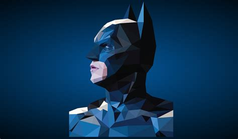 wallpaper batman low poly incredible svg polygon animations on codepen part 1