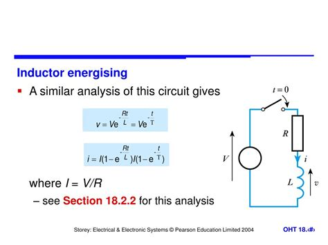 inductance in circuit analysis inductance in circuit analysis 28 images circuit analysis kcchao 9th tutorial on pspice