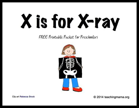 printable x ray signs x is for x ray letter x printables