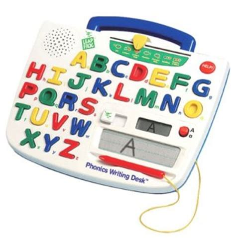 Leapfrog S Phonics Writing Desk