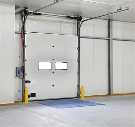How To Install Overhead Garage Door Commercial Garage Doors Installation Prices Co
