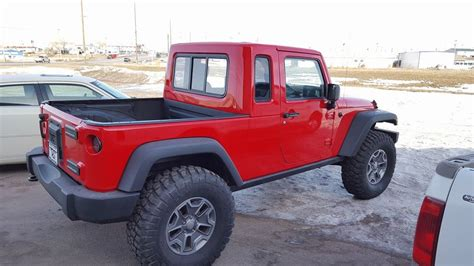 jku jeep truck jkute truck conversion kit now available for 2007 current