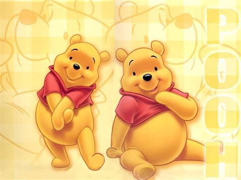 kartun imut disney pooh winnie  pooh wallpaper hd