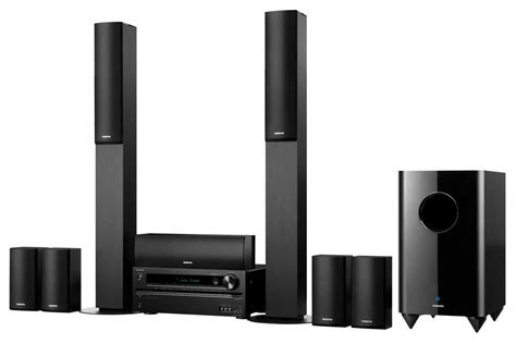 onkyo mid range networking home theatres flaunt 4k image