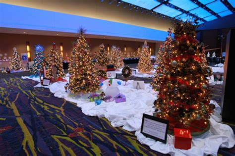 Festival Of Trees And Lights by Festival Of Trees And Lights A Tradition Des