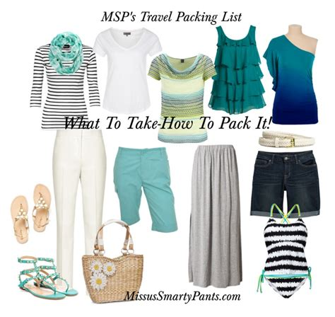 Capsule Travel Wardrobe by Style