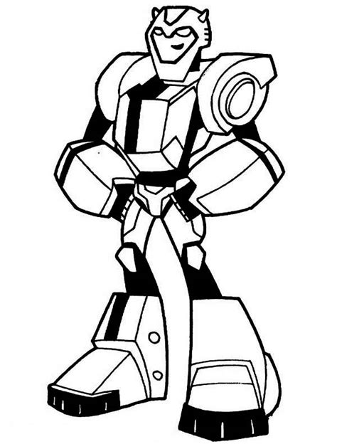 transformers coloring pages bumblebee coloring pages bumblebee transformer coloring pages printable clipart best
